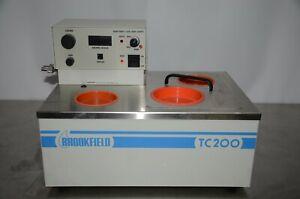 Brookfield TC200 Heated Water Recirculator Bath