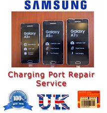 Samsung Galaxy A3 A5 A7 2016 Charging Port Replacement Repair Service