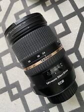 New listing Tamron Sp 24-70mm f/2.8 Di Vc Usd Lens