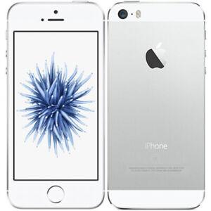 New Apple iPhone SE - 16 GB Silver - SIM Free UNLOCKED A1723  (Apple Warranty)