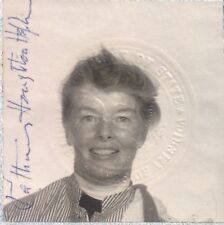 """Katharine Hepburn's"" Original Passport & International Drivers Licence!!!"
