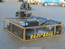 "2021 AGROTK SSRC Hydraulic 70"" Brush Cutter Skid Steer Attachment bidadoo -New"
