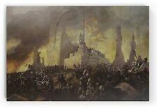 Battlestar Galactica First Cylon War Prop Replica Canvas Print - 40cm x 60cm