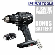 PANASONIC DUAL VOLTAGE 14.4v 18V BRUSHLESS DRILL DRIVER CORDLESS BONUS BATTERY