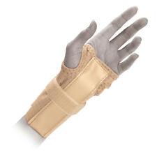 Mueller Adjustable Wrist Brace with Splint Beige