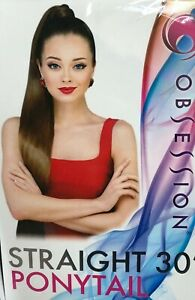 Obsession Drawstring Yaky Hair Extension Ponytail Straight 30 ( Freetress copy)