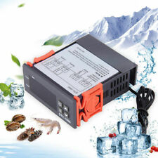 Digital Temperature Thermostat STC-1000 Controller -50℃~110℃ Heating Cooling