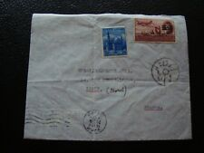 EGYPTE - enveloppe 1954 (B14) egypt
