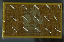 Yugioh Yugi's Legendary Decks King Of Games Set (3 decks + 10 foil cards)