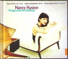 Nancy HUSTON Freddy EICHELBERGER Peregrinations Goldberg BACH CD Variations