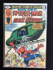 Marvel Team-up #87 1979 Spider-man Black Panther Comic Book Free Combined Ship