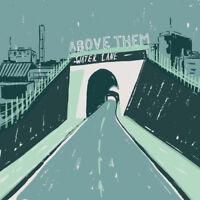 "Above Them : Water Lane VINYL 12"" Album (2015) ***NEW*** FREE Shipping, Save £s"