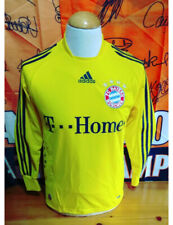 Camiseta Futbol BAYERN MUNICH 2008-2009 Portero Adidas Shirt Trikot Maglia