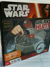 STAR WARS GALAXY HUNT BOARD GAME DISNEY AGES 6+ 2 TO 4 PLAYERS NEW FREE SHIPPING