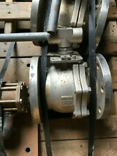 "4"" Sharpe Flanged Ball Valve"