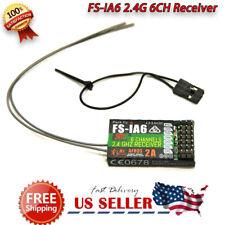 US Flysky  6CH Receiver for FS-i4 i6 i10 GT2E GT2F Transmitter