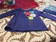 Shirt For Baby Girl, Size 6-9 Months, First Impressions Brand, All Cotton