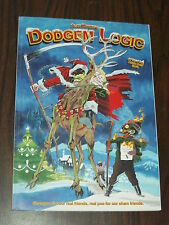 DODGEM LOGIC #7 DECEMBER 2010 /JANUARY 2011 ALAN MOORE CHRISTMAS BRITISH MAG^