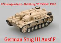 Easy Model 1/72 Germany Stug III Ausf.F/8 Sturmgeschutz-Abteilung 90 TYNNC 1942