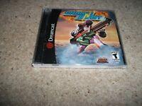 CHARGE N BLAST - Sega Dreamcast (NTSC/U)  Very Rare NEW & SEALED (US)