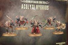 Warhammer 40K Tyranid Genestealer Cult Acolyte Hybrids free shipping