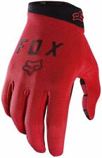 Fox Ranger Glove bicicleta MTB ebike motocicleta MX ratero guantes rojo M