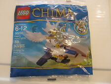 Lego Chima 30250 SEALED BRAND NEW Ewar's Acro Fighter