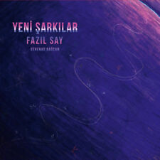 """ FAZIL SAY - Yeni Sarkilar"" CD  Registered Shipping"