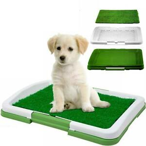 Pet Puppy Trainer Dog Training Absorbent Mat Potty Tray Wee Pads Indoor House