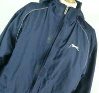 Slazenger Mens Size S Blue Jacket