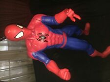 """Huge Giant 31"""" Spiderman Poseable Ultimate Marvel Action Figure 2013. Tested"""
