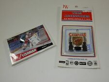 Detroit Red Wings 1997 Stanley Cup Champions Pin & Collector's Choice Cards