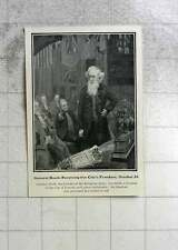 1905 Gen Booth Made Freeman Of City Of London October 26