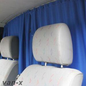 For Ford Transit MK6, MK7 Cab Divider Curtain Kit