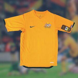 NWT Australia 2006/08 International Home Soccer Jersey Small Nike Camiseta