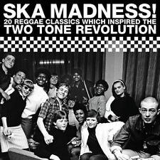 Various Artists - Ska Madness / Various [New CD]