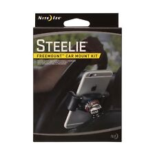 Nite Ize Steelie Freemount Car Mount Kit - Magnetic Phone-to-Dash Mount System