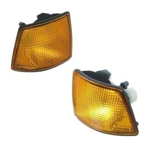 Genuine BMW E32 735i 740i 750iL Right + Left Turn Signal Light Assembly
