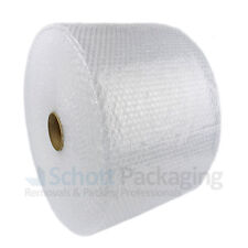 SMALL BUBBLE WRAP ROLLS (300mm, 500mm, 750mm) WIDTH - 1CM BUBBLE - FAST DELIVERY