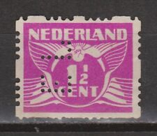 Roltanding 35 MLH ong PERFIN EL NVPH Netherlands Nederland syncopated SPECIAL