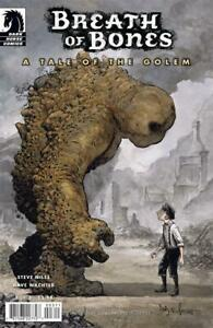 Breath of Bones: A Tale of the Golem #3 VF/NM; Dark Horse | save on shipping - d