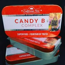 CANDY B+ COMPLEX NEW - GENUINE 12 SEEDS CANDY FOR MALE POWER PERFORMANCE