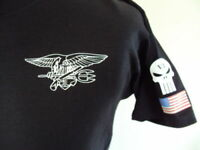 US NAVY SEAL T shirt Men SPECIAL FORCES US MARINE CORP SEAL TEAM6 USA size S-3XL