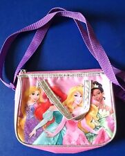 Disney Princess Pink Purse  Polyester New No Tags 2013