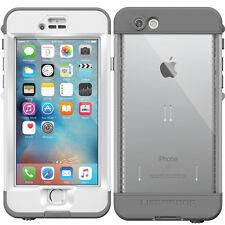 "New Lifeproof Nuud Series Waterproof Case for iPhone 6s Plus 5.5"" - White Grey"