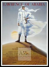 Lawrence Of Arabia     British Movie Posters Classic & Vintage  Films