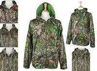 EHG Men's Hoodie Elite Teton Mossy Oak Technical Camouflage Hunting Pullover