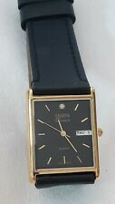 Geneve classic mans watch working gold plated
