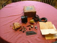 1965 Mercury trunk lid vacuum lock kit, full sized and Comet, NOS! release