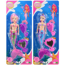 kids toy mini mermaid doll cheap toy girl gift Christmas stocking filler